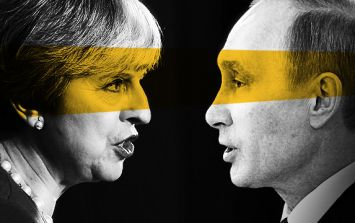 COMMENT: How Theresa May could back up Russia rhetoric with real action - and why Brexit weakens her hand