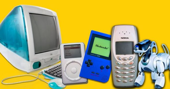 QUIZ: Identify all the hi-tech gadgets you've forgotten about | JOE.co.uk