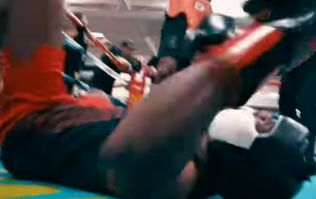 YouTube star KSI floored by Badou Jack in sparring