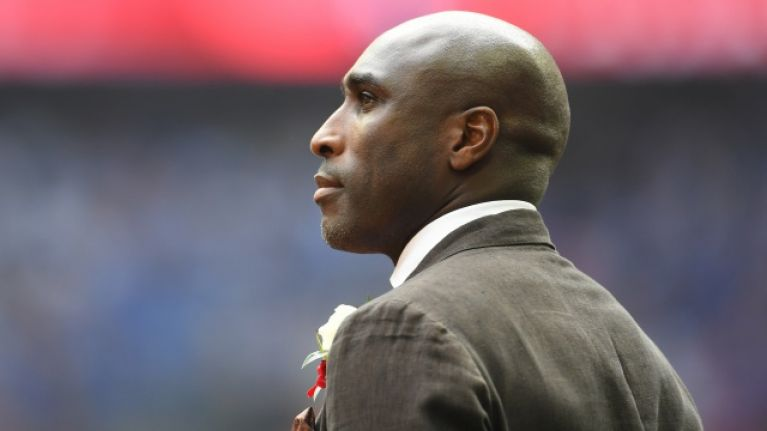 """""""I've moved on, it's insignificant for me now"""" - Sol Campbell interview"""