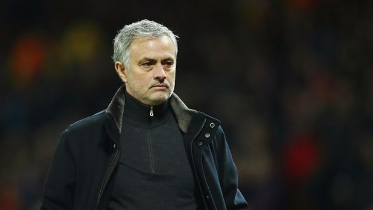 Jose Mourinho is to blame for Manchester United's Champions League exit