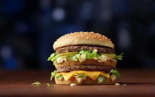 Bad news, the Grand Mac is about to be taken off the McDonald's menu