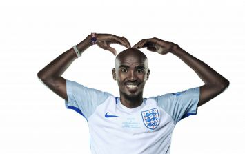Sir Mo Farah is in the England squad