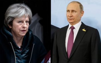 Royal Family and British ministers to boycott the World Cup, says Theresa May