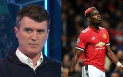 """""""Pogba is a big problem"""" - Roy Keane takes aim at the Manchester United midfielder"""