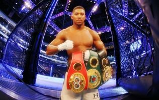 Anthony Joshua names the two UFC fighters he'd be interested in facing