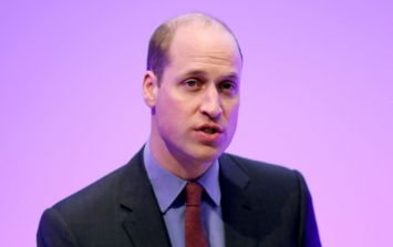 Prince William used a completely different name while at college