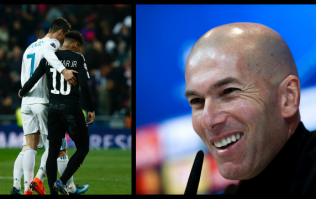 Zinedine Zidane: Neymar would fit into the Real Madrid team