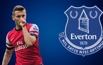 Everton to offer Jack Wilshere massive incentive to leave Arsenal