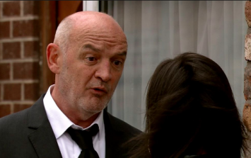 The date Phelan *finally* makes his Coronation Street exit has appears to have been revealed