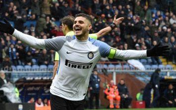 WATCH: Mauro Icardi dismantles old team, scoring three goals in 14 minutes