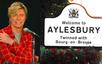 Campaign launched to change Aylesbury to Aylesbowie in honour of David Bowie