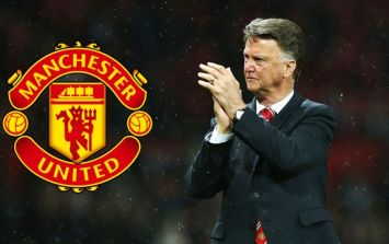 """Louis van Gaal claims some Manchester United players were """"unprofessional"""""""