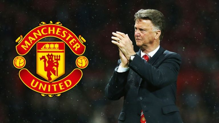 Louis Van Gaal Claims Some Manchester United Players Were