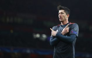 Robert Lewandowski agrees move and is set to leave Bayern Munich at the end of the season