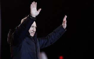 Underdog Vladimir Putin wins shock Russian election victory
