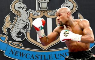 Report links Floyd Mayweather with takeover of Newcastle United