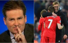 Richard Keys trolled after strange advice for Liverpool