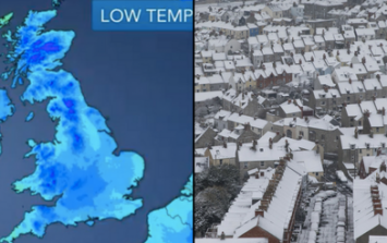 When will it end: Beast from the East mk.III bringing 'White Easter' forecasterswarn