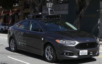 A self-driving Uber car has hit and killed a pedestrian in America