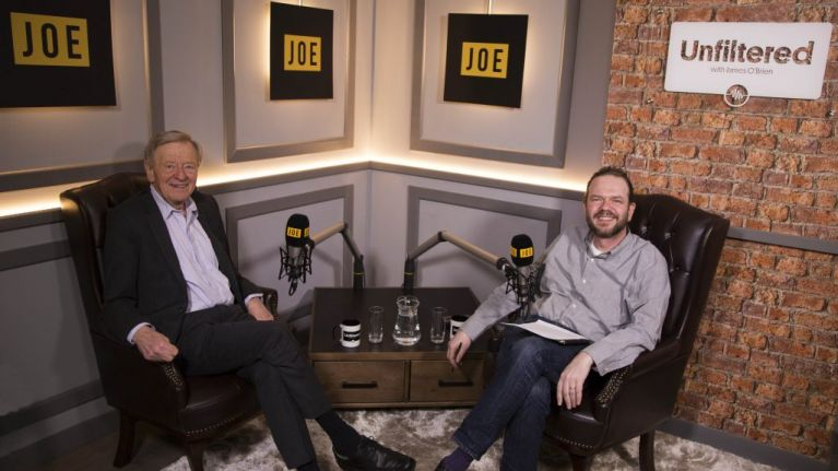 Unfiltered with James O'Brien | Episode 23: Lord Alf Dubs