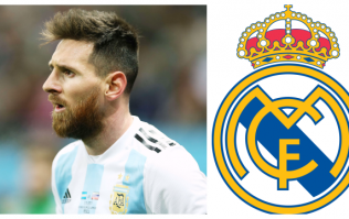 Leo Messi to train at Real Madrid for three days