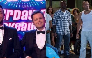 Fans furious after ITV replace Saturday Night Takeaway with Fast & Furious