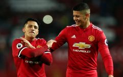 Marcos Rojo lifts lid on past feud with Man United teammate Alexis Sanchez
