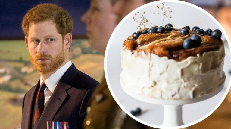 BREAKING: CAKE OUTRAGE as Meghan and Harry DEMAND lemon elderflower sponge in STUNNING Royal Wedding power move