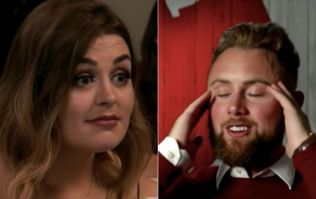 A man on First Dates tried to chat someone up by talking about genocide