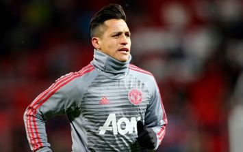 Alexis Sanchez admits that he has struggled at Man United so far