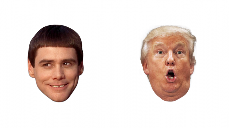 Quiz: Who said it - Lloyd Christmas or Donald Trump?