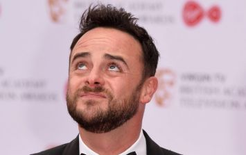 Ant McPartlin has been charged with drink driving