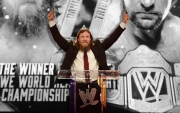 The return of Daniel Bryan is the good news story the world needs