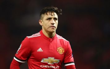 """Man United are reportedly """"concerned"""" about """"isolated"""" Alexis Sanchez"""