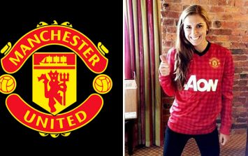 Huge news as Manchester United are finally getting a women's team