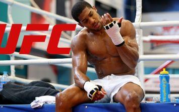 UFC preparing multi-fight offer for Anthony Joshua