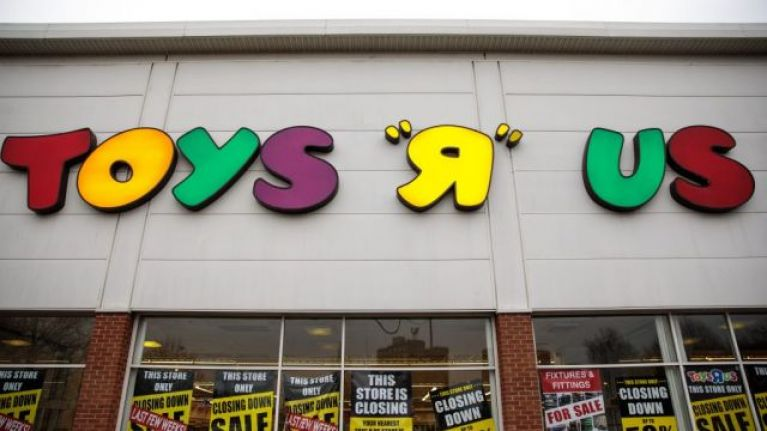 Toys R Us's dirt cheap 6p liquidation sale begins today