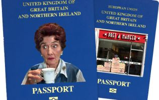 Our proposed designs for Britain's new post-Brexit passports