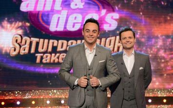 ITV has made the official decision on Ant's Saturday Night Takeaway replacement