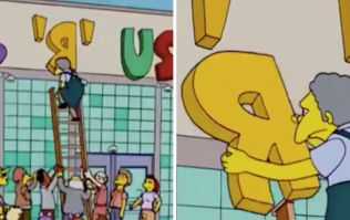 People are pointing out The Simpsons 'predicted' Toys R Us would close back in 2004