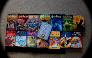 If you own these Harry Potter books you could be sitting on £60,000