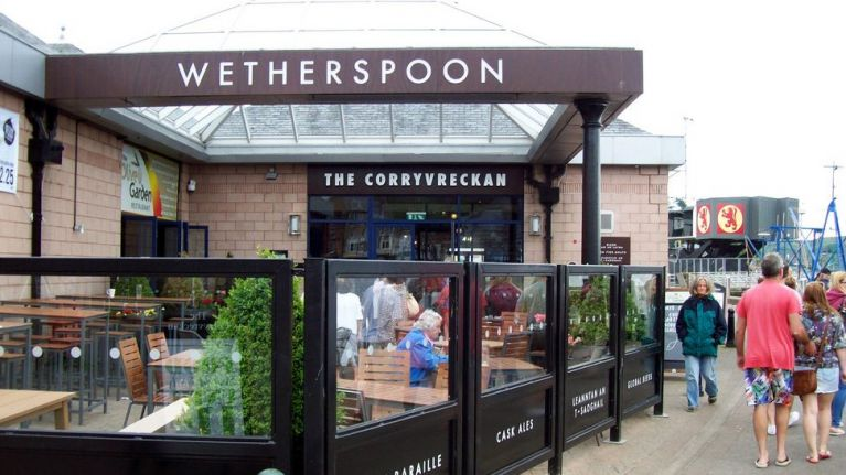 Wetherspoons has a secret dress code that you didn't know about