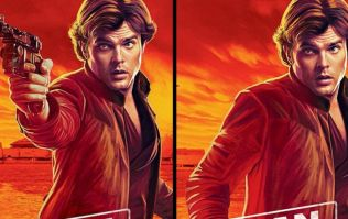 Guns are being removed from Solo: A Star Wars Story posters, and no one is sure why