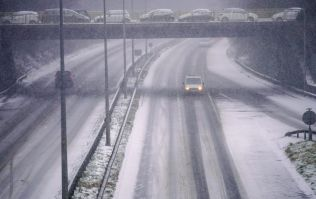 Britain stockpiling over 1 million tonnes of salt for return of 'Beast from the East'