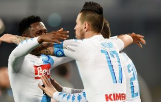 Spurs chasing Napoli midfielder as long-term replacement for Mousa Dembélé