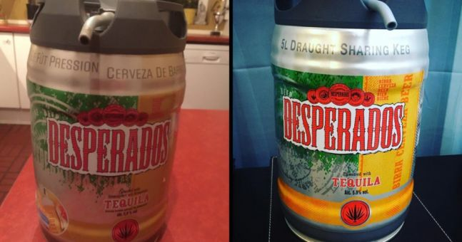 Morrisons Is Selling Huge Kegs Of Desperados For A Bargain Price Joe Co Uk