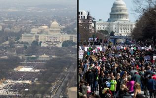 March for Our Lives crowd bigger than Trump's inauguration, officials say