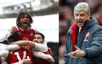 Plenty of Arsenal fans made the obvious joke after Mohamed Elneny's pre-contract announcement tweet