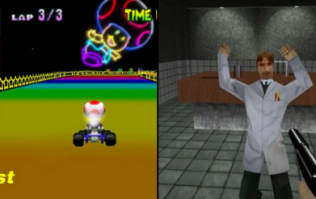 QUIZ: Can you guess the N64 game from the screenshot?